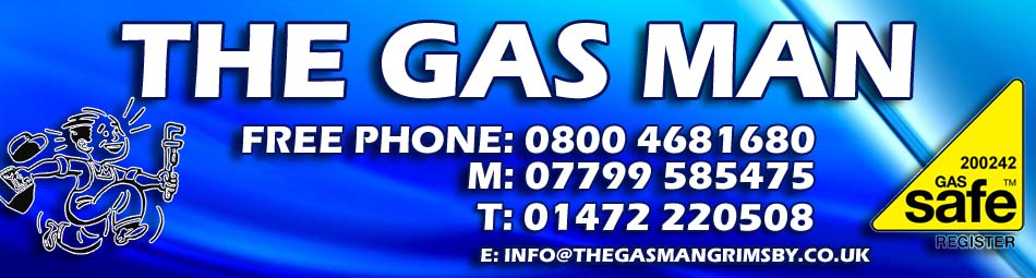 THE GAS MAN GRIMSBY NORTH EAST LINCOLNSHIRE HIGH EFFICIENY GAS BOILERS, GAS COMBI BOILER.